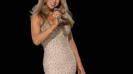 Watch: Mariah Carey Visits HSN