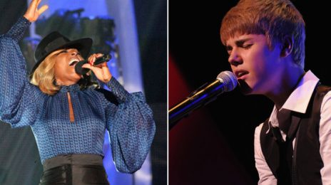 Watch: Mary J. Blige Duets With Justin Bieber