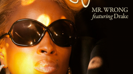 Mary J. Blige Glows For 'Mr Wrong' Cover