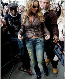 Mariah Hits London