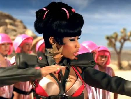 NICKI MASSIVE ATTACK Nicki Minaj To Join Victorias Secret