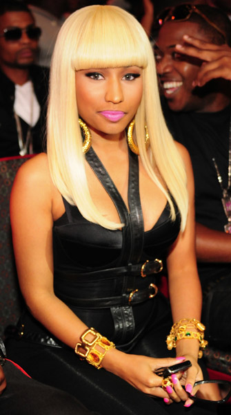 Nicki Minaj BET Watch: Till The World Ends (Nicki Minaj Verse)
