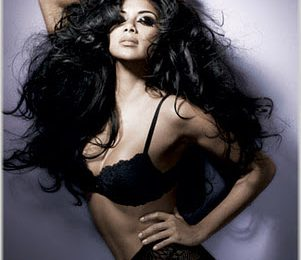 Nicole Scherzinger Speaks To GIANT Magazine