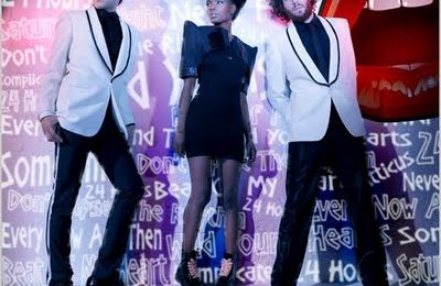 Introducing...The Noisettes