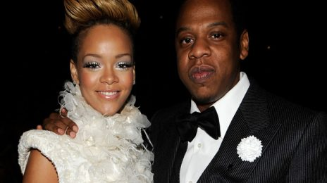 Rihanna Reveals Jay-Z As New Album's Only Feature