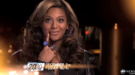 Preview:  Beyonce on ABC's 20/20