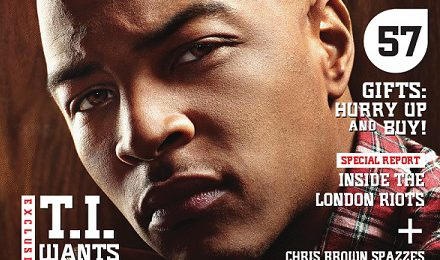 T.I. Sets Record Straight on 'Anti-Gay' VIBE Comments
