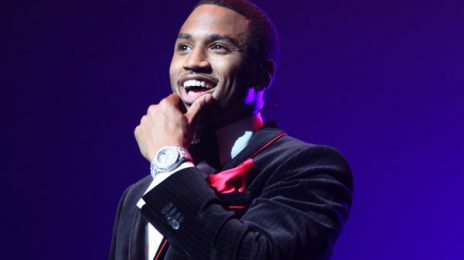 Hot Shots: Trey Songz Dazzles Fans In New York