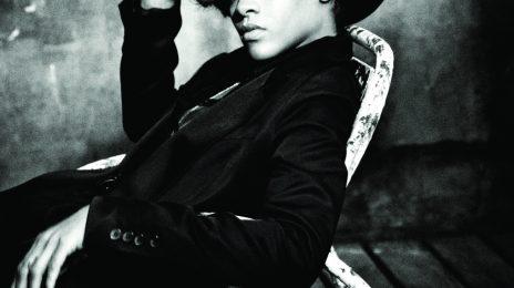 Hot Shots: Rihanna Looks Sharp In New Promo Snaps
