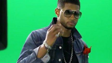 Watch: Usher And David Guetta Thrill On 'Kimmel'