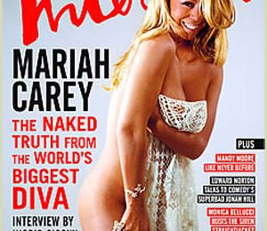 Mariah Carey Covers Interview Magazine