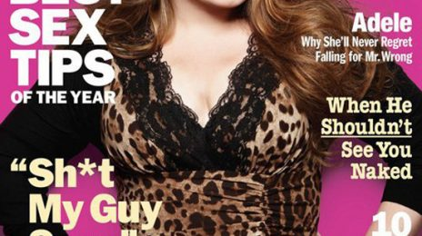 Hot Shot:  Adele Looks Lovely In Leopard