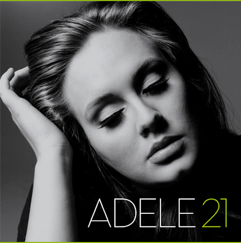 adele21 Global Chart: Adeles 21 Moves Over 12 Million Copies Worldwide