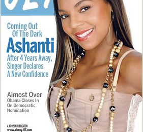 Ashanti Covers JET