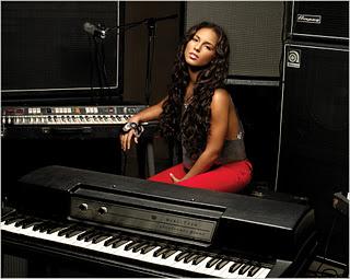 Alicia Keys Update