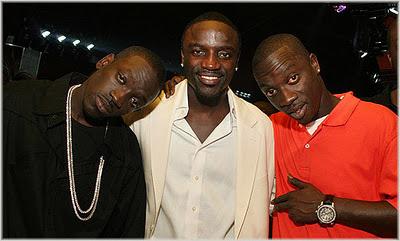 Akon & Brothers To Star In Reality Show