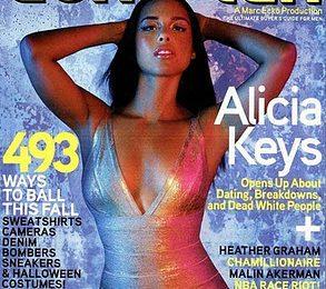 Alicia Keys Covers Complex Magazine