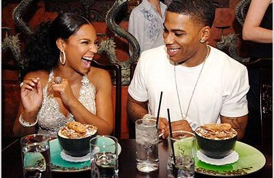 Wedding Bells For Ashanti & Nelly?