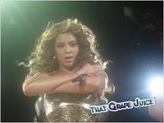 Massive Beyonce 'I Am...' Tour Update