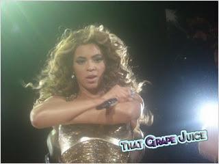 Massive Beyonce 'I Am...' Tour Update