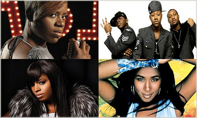 The Best You Never Heard: Fantasia, FDM, Mashonda & Tweet