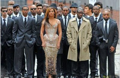 Beyonce Films 'I Am...' Promo