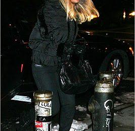 Beyonce Rocks New Do
