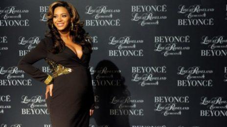 Hot Shots: Beyonce & Baby Bump Arrive At 'Roseland' Screening