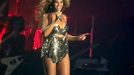 New Video:  Beyonce - 'I Was Here' (Live at Roseland)