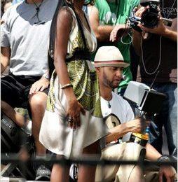Brandy Update; Video Set Pics, New Album, Oprah & More