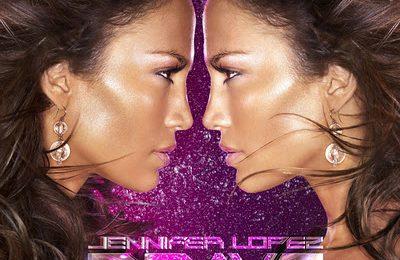 Jennifer Lopez 'Brave' Album Cover
