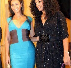 Beyonce & Solange Hit Tokyo