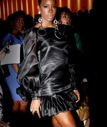Kelly Rowland At Cavalli Fashion Show