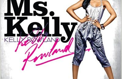 Kelly Rowland 'Ms Kelly' Album Cover