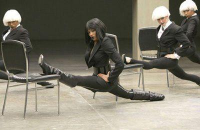 More Ciara 'Go Girl' Set Pics