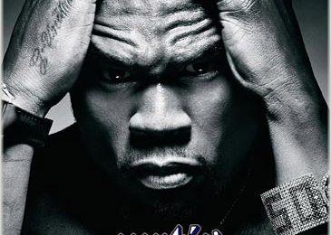 50 Cent 'Curtis' Album Cover