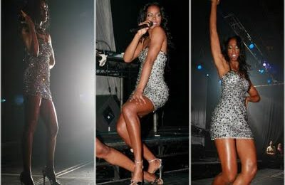 Kelly Rowland Performs at G-A-Y