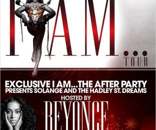 Competition: Win Tickets To Beyonce 'I Am...' Tour After-Party in London Hosted By...Beyonce!