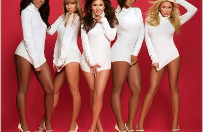 Danity Kane 'Welcome To The Dollhouse' Promo Shot