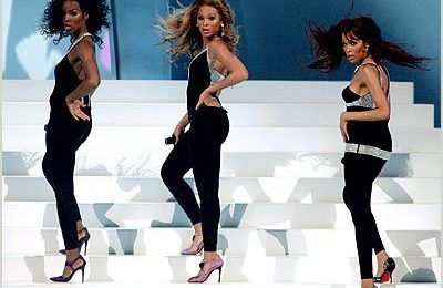 Destiny's Child To Make Stage Comeback?