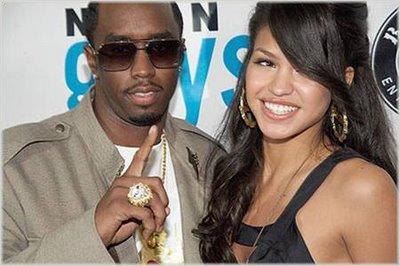 Diddy's ex-girlfriend Cassie marries Alex Fine in surprise ...