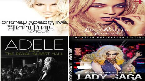 Diva DVD Showdown:  Who will you buy?