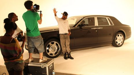Hot Shots: The Dream On Set of New Video