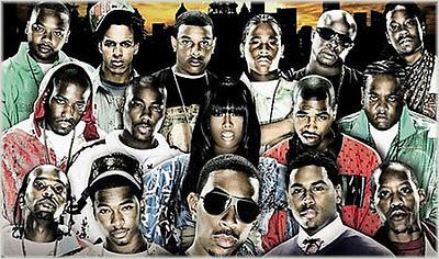 Def Jam Drops Several DTP Artists?