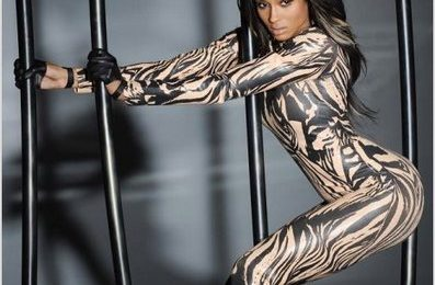 Ciara Readies 4th Album With The-Dream; Almost Complete