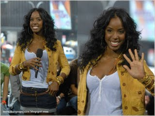 Kelly Rowland - 'Like This' Video