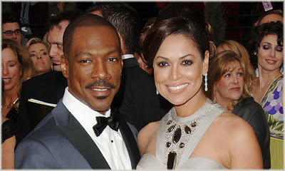 Official: Eddie Murphy & Tracy Edmonds Marry