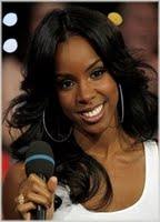 Kelly Rowland Co-Hosts TRL