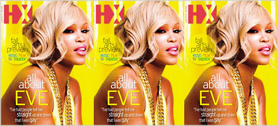 Eve Addresses The Gay Rumors & More