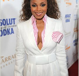 Janet At The GLAAD Media Awards
